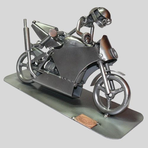schraubenm nnchen screwman schraubenm nnchen motorrad. Black Bedroom Furniture Sets. Home Design Ideas